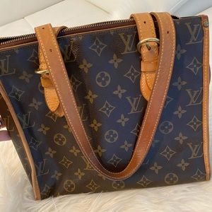 Louis Vuitton popincourt tote bag